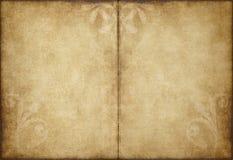 Papel de pergaminho velho Imagem de Stock