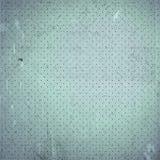 Papel de punto de polca del desecho de la vendimia ilustración del vector