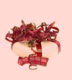 Papel de regalo Fotografía de archivo libre de regalías