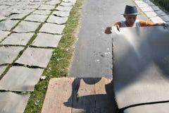 Papel de sequía Fotografía de archivo libre de regalías