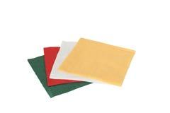 Papel de tecido Fotografia de Stock