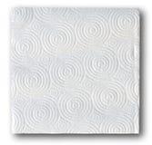 Papel de tejido blanco Fotografía de archivo