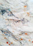 Papel de Tighting do mármore da luz do fundo do vetor Imagens de Stock Royalty Free