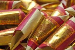 Papel del ídolo chino (billetes) Foto de archivo libre de regalías