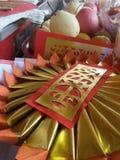 Papel del ídolo chino del chino tradicional Foto de archivo