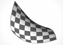 Papel del ajedrez Fotos de archivo