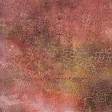 Papel del collage del fondo del vintage - Autumn Shades Abstract - - caída - papel apenado de Digitaces stock de ilustración