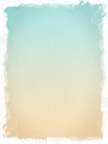 Papel del gradiente de la vendimia Fotos de archivo