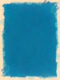 Papel del grunge de la acuarela Imagen de archivo