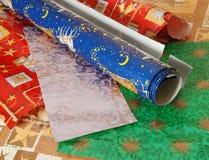 Papel del paquete Fotografía de archivo libre de regalías