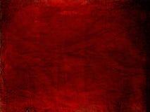 Papel del rojo de Grunge Imagen de archivo