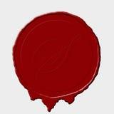 Papel del sello libre illustration