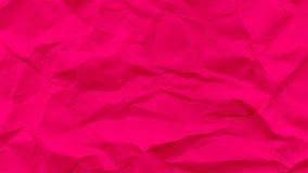 Papel desmenuzado rosa Foto de archivo
