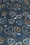 Papel do amor Fotos de Stock Royalty Free