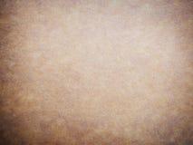 Papel do grunge de Brown textured Imagens de Stock Royalty Free