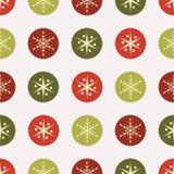 Papel do vintage do Natal Imagens de Stock