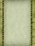 Papel feito a mão, pranchas e varas de bambu fotos de stock royalty free