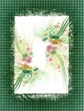 Papel floral Fotografia de Stock Royalty Free