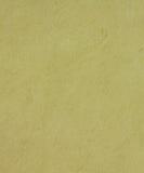 Papel Handmade de Brown Fotografia de Stock