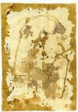 Papel hecho andrajos Imagen de archivo libre de regalías