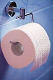 Papel higiénico Fotografía de archivo libre de regalías