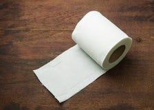 Papel higiénico fotografia de stock