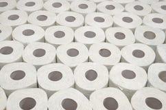 Papel higiénico Imagens de Stock
