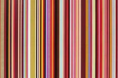 Papel listrado do presente da cor Imagens de Stock