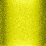 Papel lustroso e brilhando da cor amarela do brilho com imagem de fundo da luz e do efeito de 3 d e projeto gerados por computado ilustração stock
