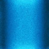 Papel lustroso e brilhando da cor azul do brilho com imagem de fundo da luz e do efeito de 3 d e projeto gerados por computador d ilustração stock