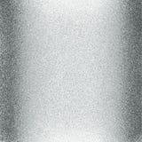 Papel lustroso e brilhando da cor de prata do brilho com imagem de fundo da luz e do efeito de 3 d e projeto gerados por computad ilustração do vetor