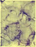 Papel manchado XII Imagen de archivo