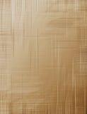 Papel marrón arrugado Imagen de archivo libre de regalías