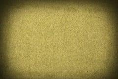 Papel marrom velho para o fundo Fotos de Stock