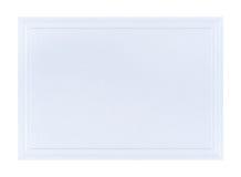 Papel metálico la tarjeta Imagen de archivo