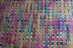 Papel multicolor pintado de Amate Foto de archivo