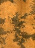 Papel orgánico de Brown Fotos de archivo