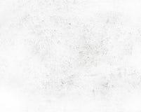 Papel ou pintura branca de fundo com projeto da textura Foto de Stock Royalty Free