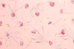 Papel papel Handmade Sa Imagem de Stock Royalty Free