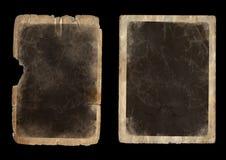 Papel para una foto Imagen de archivo
