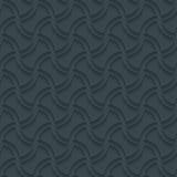 Papel perfurado escuro Fotos de Stock
