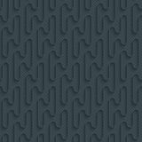 Papel perfurado escuro Imagem de Stock