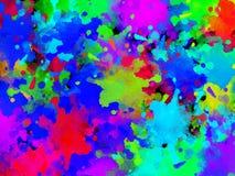 Papel pintado abstracto de la decoración imágenes de archivo libres de regalías