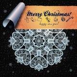 Papel pintado abstracto de la Navidad, libre illustration