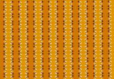 Papel pintado abstracto del modelo de la abeja Imágenes de archivo libres de regalías