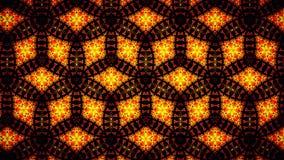 Papel pintado abstracto del modelo del girasol Imagen de archivo libre de regalías