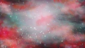 Papel pintado abstracto digital oscuro stock de ilustración
