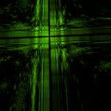 Papel pintado abstracto gris oscuro del fractal con diferente y muchas formas Foto de archivo