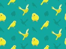 Papel pintado amarillo nacional del pájaro Fotos de archivo