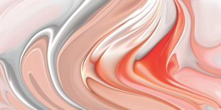 papel pintado Color-lleno del diseño geométrico de la onda ilustración del vector